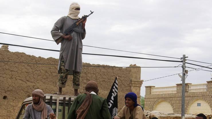 Französische Truppen unterstützen Mali im Kampf gegen islamistische Rebellen.