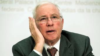 «Pfui! Pfui! Pfui!» riefen SVP-Anhänger, als ihr Idol Christoph Blocher als Bundesrat nicht wiedergewählt wurde.