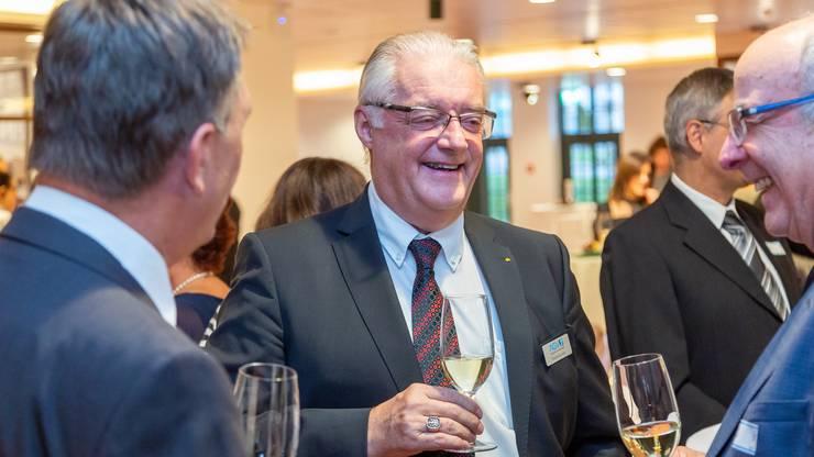 Wettingens Gemeindepräsident Roland Kuster.
