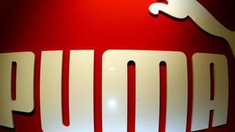 Der Sportartikelhersteller Puma ist ausgezeichnet ins Geschäftsjahr gestartet. (Archiv)