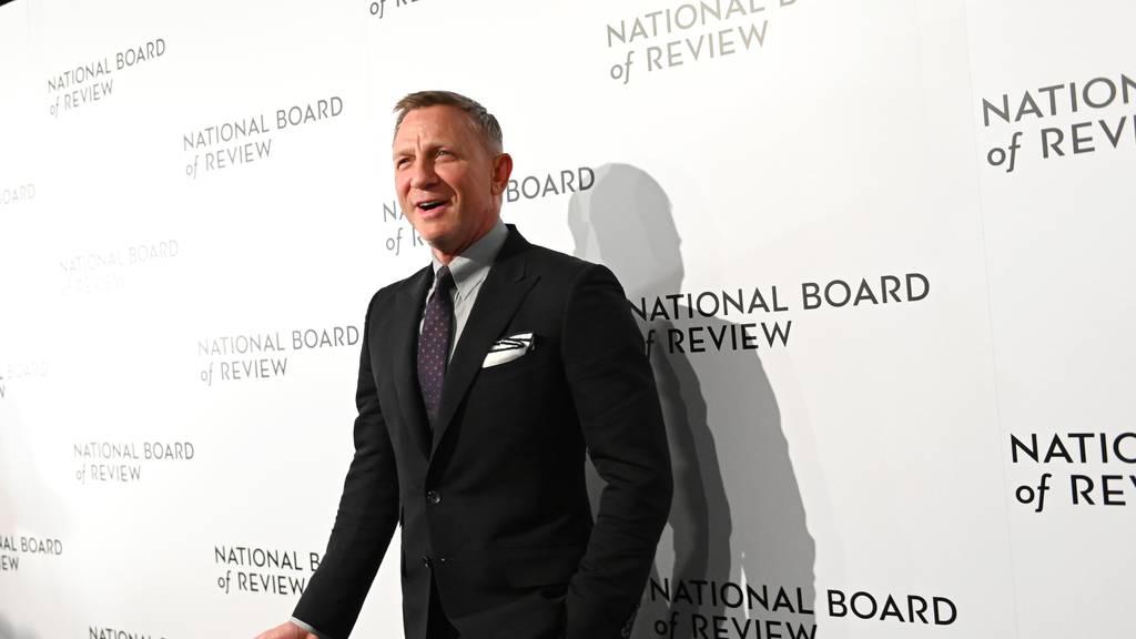 Daniel Craig spricht sich gegen weiblichen James Bond aus