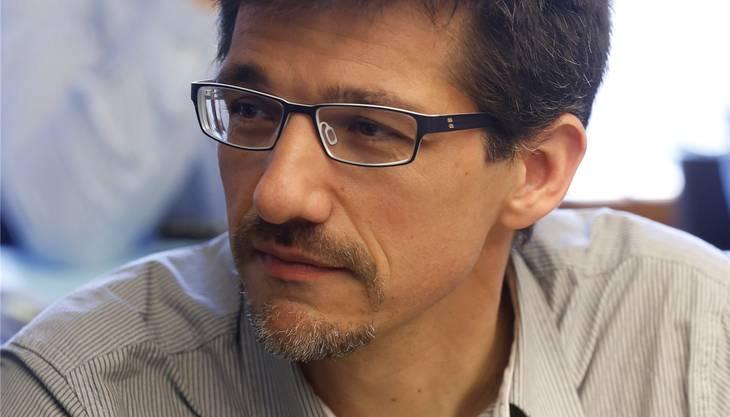 Hat genug von Schulversuchen: Kritiker René Steiner (EVP, Olten)