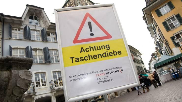 Die Warnung drückt in etwa auch aus, was man in der Hauptstadt von der Entschädigungspraxis des Kantons für die städtischen Polizeikorps hält.