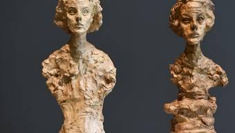 Wollen die Nachkommen von Alberto Giacometti Werke in die Schweiz importieren, schulden sie dem Bund dafür eine entsprechende Mehrwertsteuer. (Archiv)