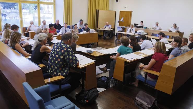 Mittels einer Motion wollen die CVP und die Grünliberalen den Wechsel der Gemeindeorganisation beschleunigen.