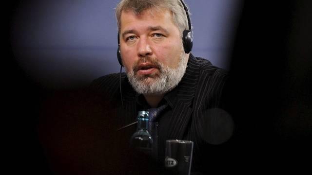 "Dmitri Muratow ist Chefredaktor der ""Nowaja Gaseta"""