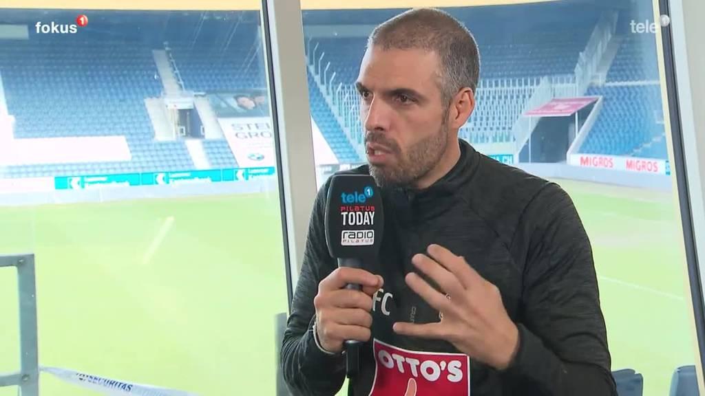 FC Luzern im Gespräch