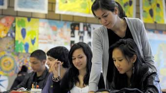 Lehrerin oder Lehrer werden
