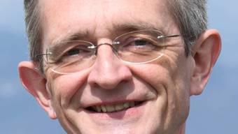 Daniel Flury wünscht sich und der Bevölkerung «mehr Schwein für Grenchen». zvg