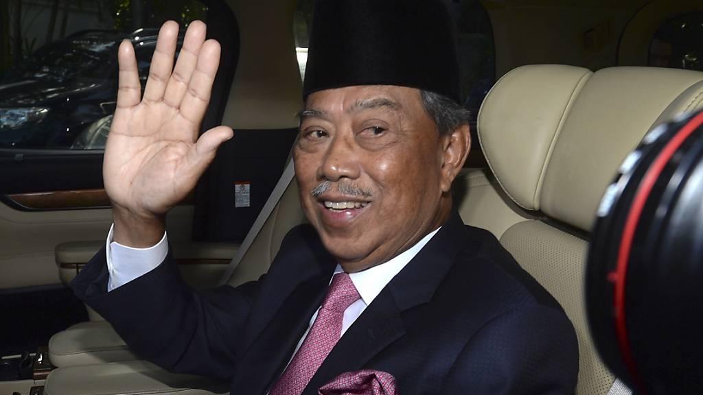 Ex-Innenminister Muhyiddin überraschend neuer Premier
