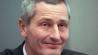 Die Untersuchung gegen Jacques Pitteloud, den künftigen Schweizer Botschafter in den USA, ist nach einem Bundesstrafgerichtsentscheid eingestellt worden. (Archivfoto)