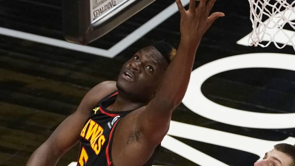 Capela kann Hawks-Niederlage nicht abwenden