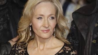 Joanne K. Rowlings Leben wird verfilmt (Archiv)