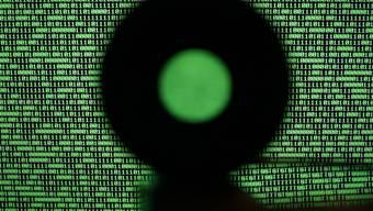 Britische und US-amerikanische Behörden berichten von einem gross angelegten russischen Hacker-Angriff. (Archiv)