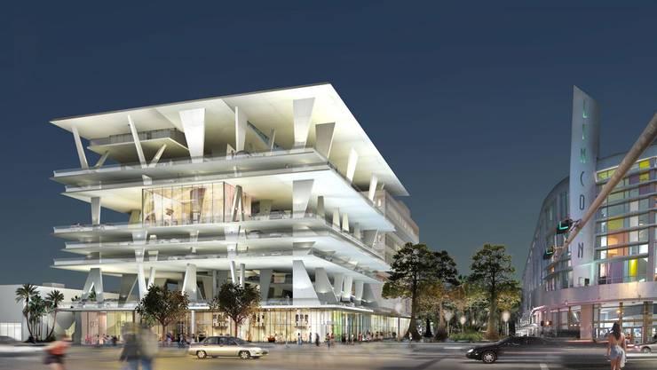 Dieses Projekt wird als herausragendes architektonisches Werk der Jahre 2009 bis 2013 in Nord- und Südamerika gewürdigt.