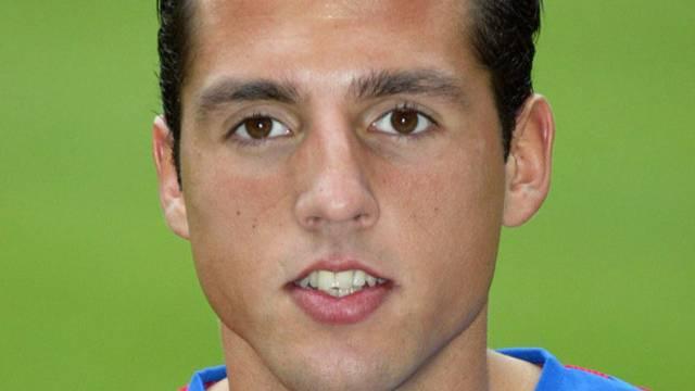 Gefallener Fussballprofi: Nenad Savic (Archiv)