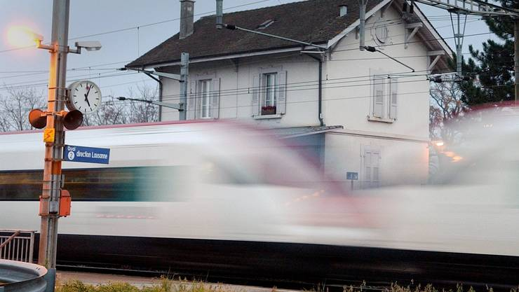 Die SBB wollen einen Teil ihrer Bahnhöfe in Büros umfunktionieren.
