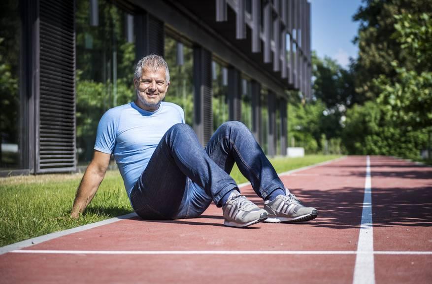 Seit letztem Jahr Schulleiter in Wigoltingen: Mirko Spada.