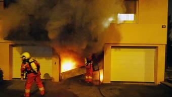 6 Brände in zwei Stunden: Im Limmattal treiben Brandstifter ihr Unwesen