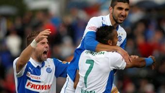 Super League: GC - Aarau