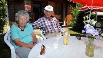 Rita und Walter Bühler sind seit 1996 Besitzer ihrer Oase.