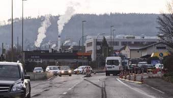 Dank der damals eröffneten A 22 hat der Autoverkehr auf der Rheinstrasse seit Ende 2013 um bis zu 75 Prozent abgenommen.