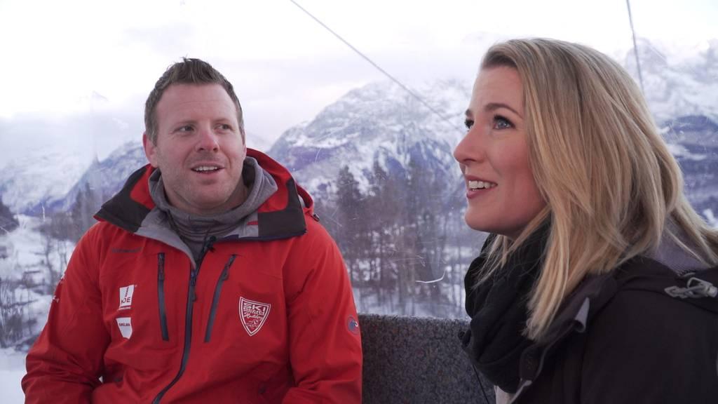 Matthias Glarner will den perfekten Slalom