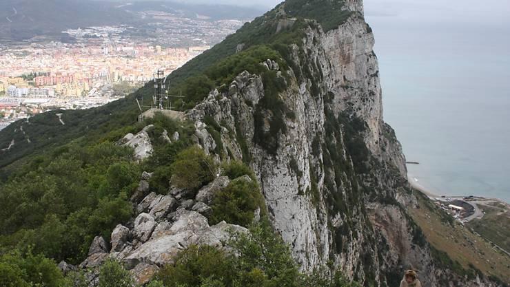 Am Affenfelsen, so wird das Gebiet in Gibraltar genannt, blamiert sich Celtic Glasgow