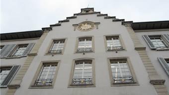 Arbeitsort der Stadträte: Das Aarauer Rathaus