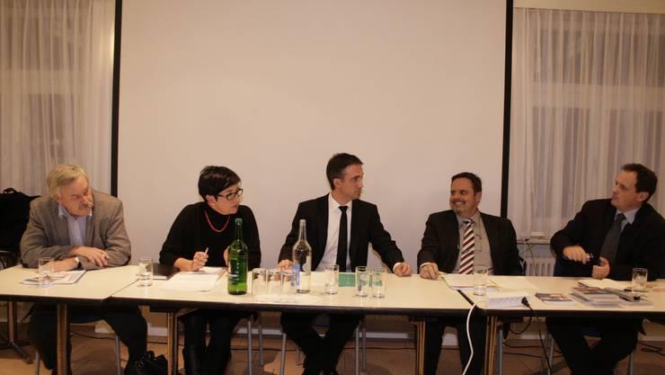 Kantonsräte diskutierten über Chancen und Gefahren der kommenden Abstimmung.