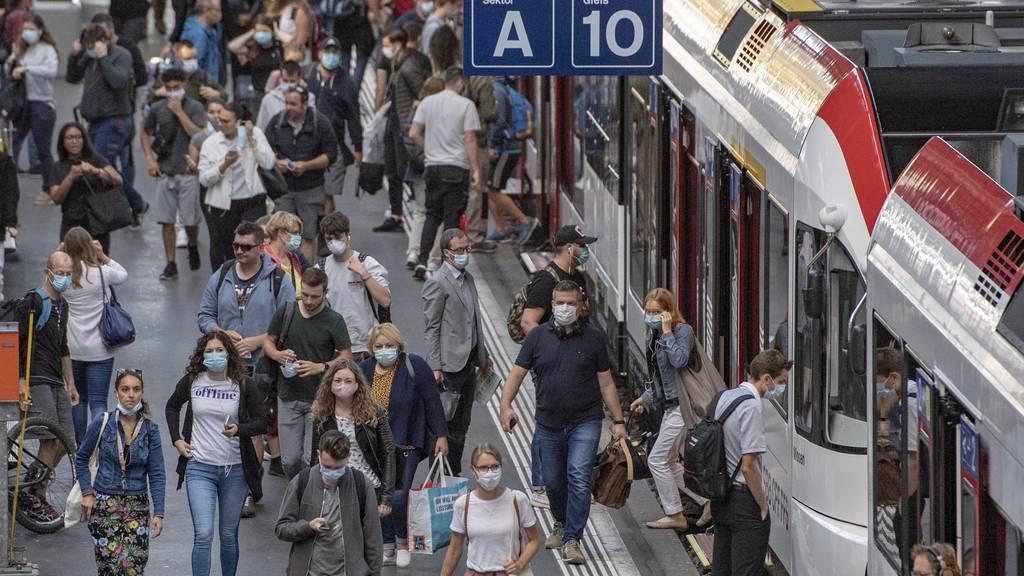 Bevölkerung wächstim ersten Halbjahr 2020 um 26'000 Personen