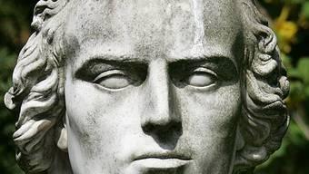 Friedrich Schiller würde heuer 250 Jahre alt (Archiv)