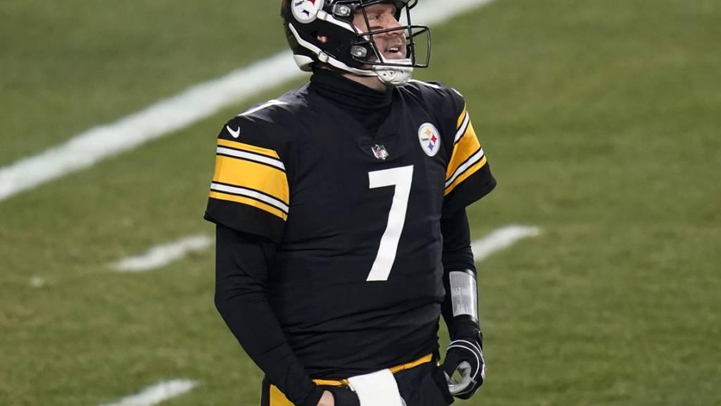 Ben Roethlisberger mit 18. Saison bei den Steelers