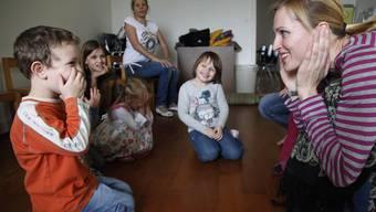 Märchenstunde auf Russisch in Solothurn