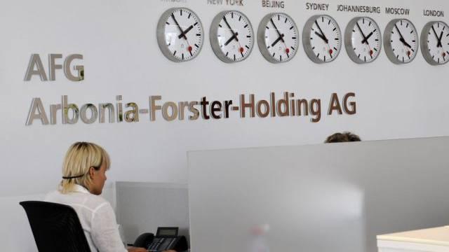 AFG-Konzern streicht wohl Stellen am Standort Steinach SG.