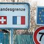 Für die Grenzregionen gibt es seuchenpolitische Ausnahmen.