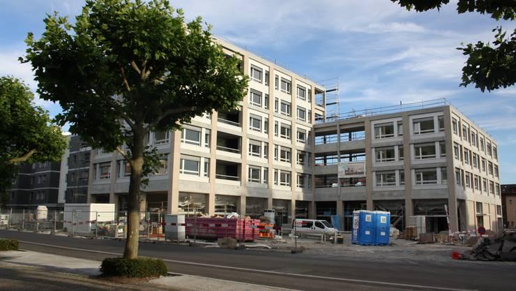 Die Firma Grebimmo wird die Bewirtschaftung des Zentrums Huebegg übernehmen.