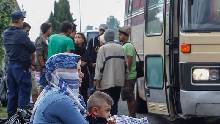 Reisen Flüchtlinge in ihr Herkunftsland, können sie die Flüchtlingseigenschaft verlieren. (Symbolbild)