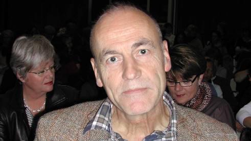 Geriatriearzt Christoph Held.  GKU