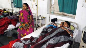 Mindestens zehn Frauen starben zwei Tage nach der Sterilisation.
