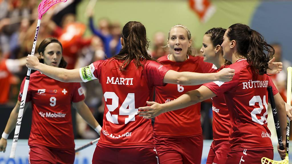 Schweizerinnen nach unglaublicher Wende im WM-Final