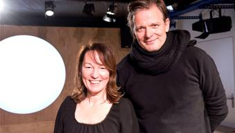 Die Regisseurin Anja Michaelis und der Komponist Christian Zehnder. Nicole Nars-Zimmer