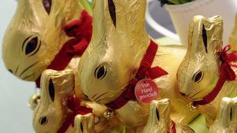 Ein süsser Immigrant: Auch Marken wie Lindt verkaufen in der Schweiz Schokolade, die im Ausland hergestellt wurde.