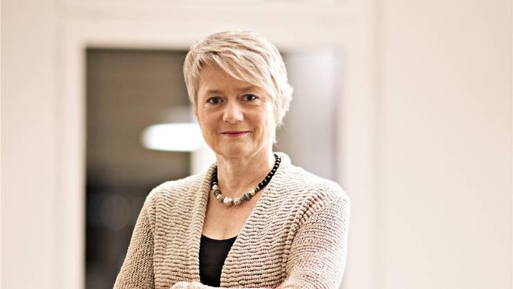 Erntete Kritik: Jacqueline Fehr und ihr Büro-Umbau.
