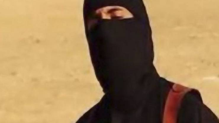 """Im November getötet: IS-Kämpfer """"Jihadi John"""" stirbt bei Luftangriff in Syrien. (Archiv)"""