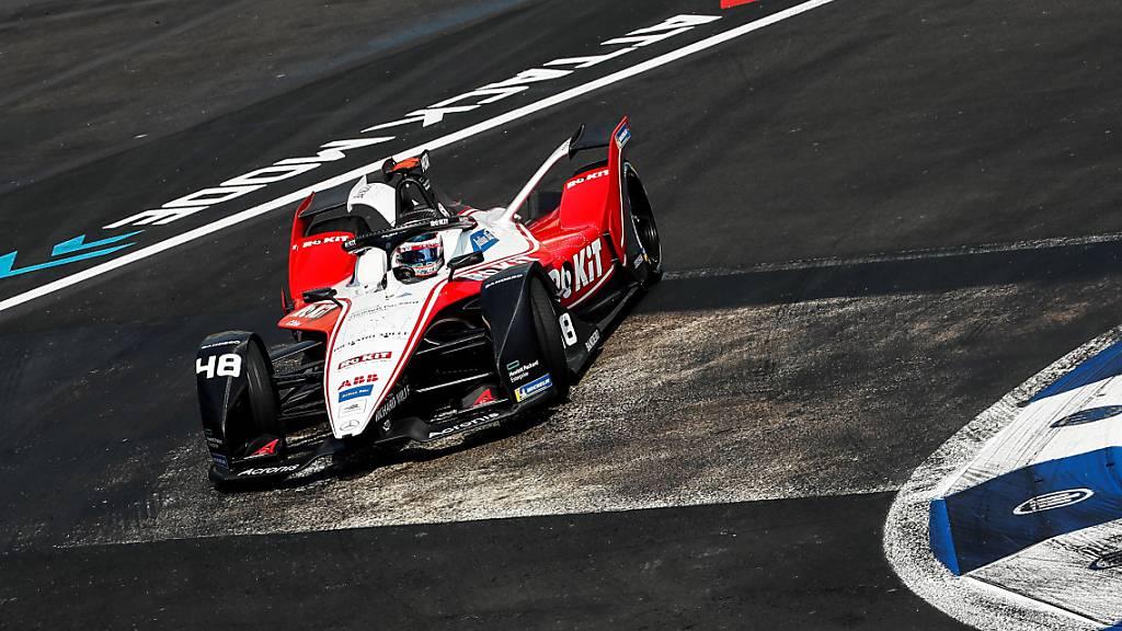 Edoardo Mortara fährt hinter Nyck De Vries auf Platz 2 und sichert Mercedes einen Doppelsieg