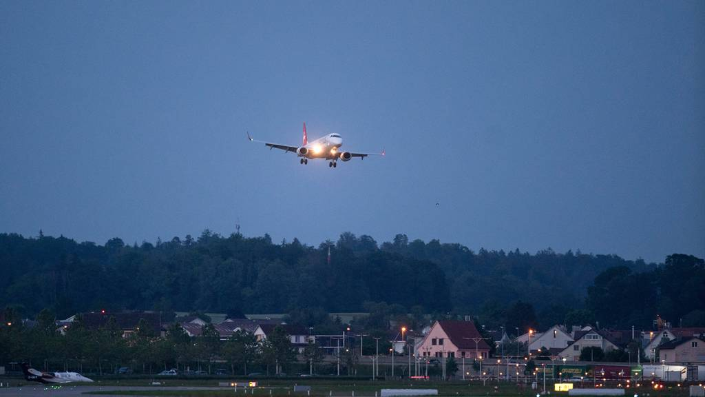 Studie zeigt: Nächtlicher Fluglärm erhöht Risiko eines Herz-Kreislauf-Todes