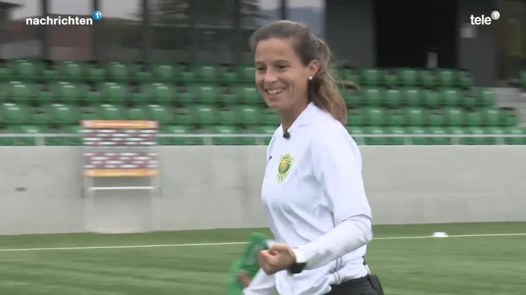 Beim SCK gibt eine Frau als Athletiktrainerin den Ton an