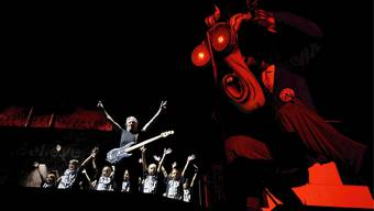 Roger Waters mit «The Wall» in Zürich