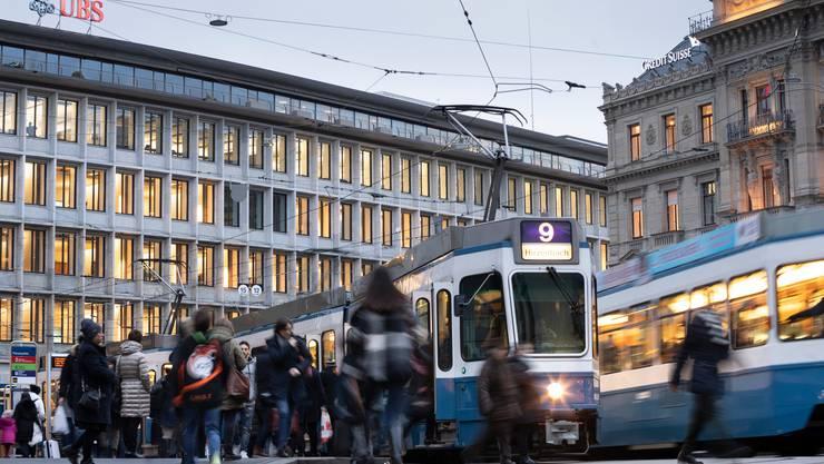 Gute Noten für UBS und CS